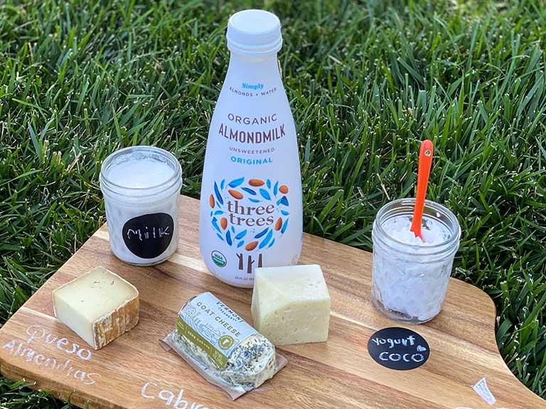 alimentacion saludable leche